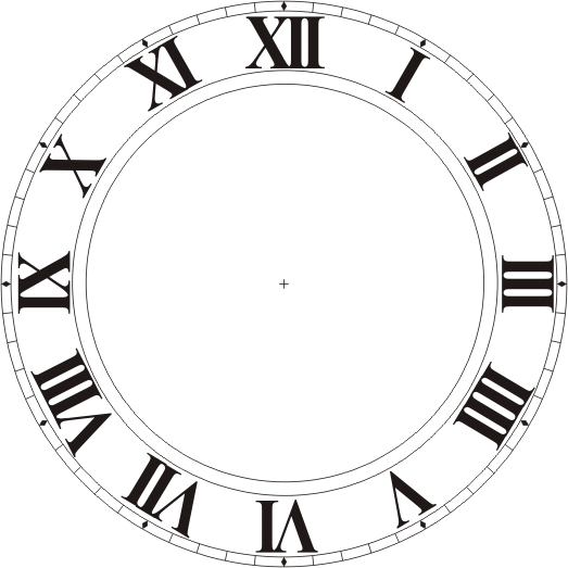 Don dorn s shaker clock face