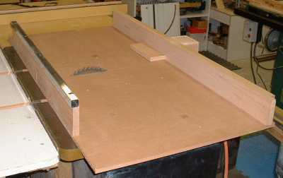How To Make Your Own Crosscut Sled