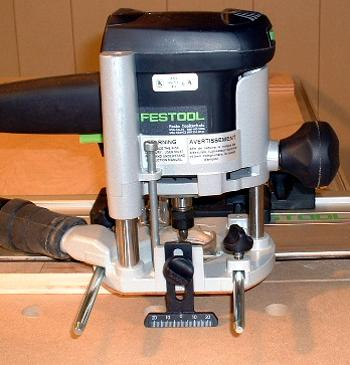 Festool Of 1000 E Plunge Router Review- Page 1