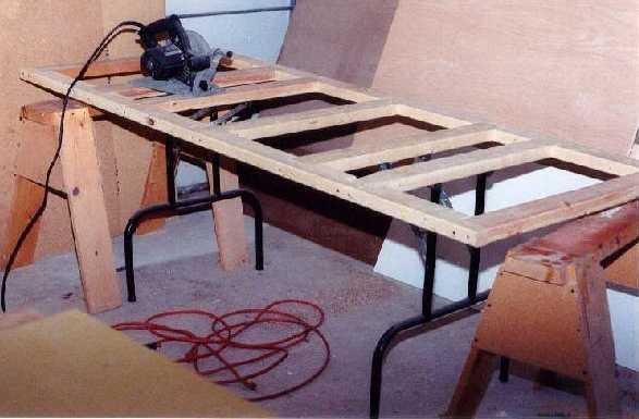 Panel Cutting Table