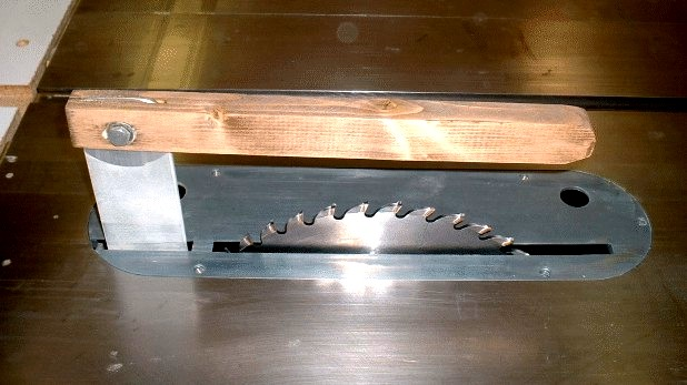 How To Make Your Own Table Saw Splitter Blade Guard